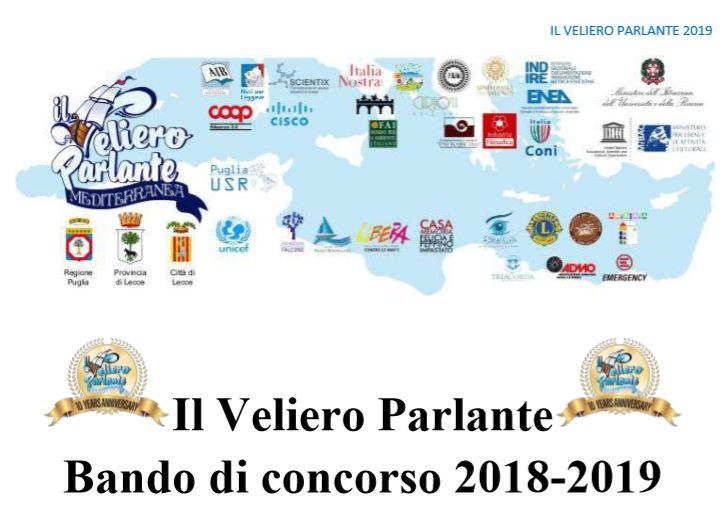 Il Veliero Parlante – Bando di concorso 2018-2019