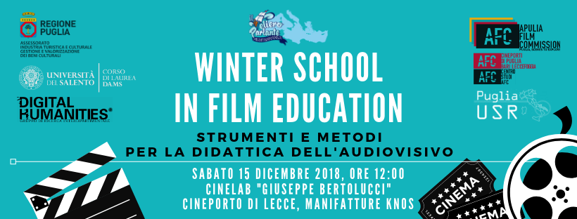 Winter School in Film Education – incontro di apertura