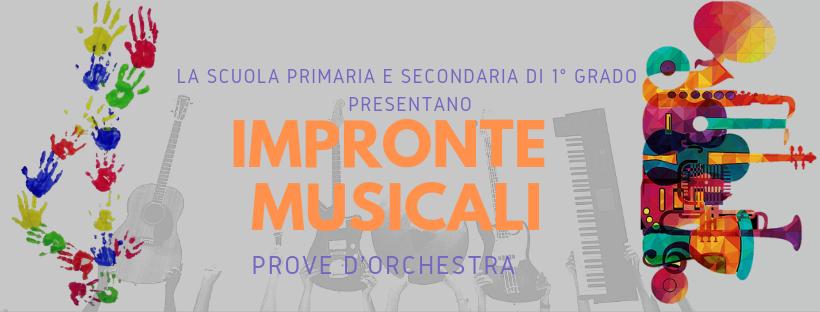 Impronte musicali – Scuola Primaria e Secondaria di I grado