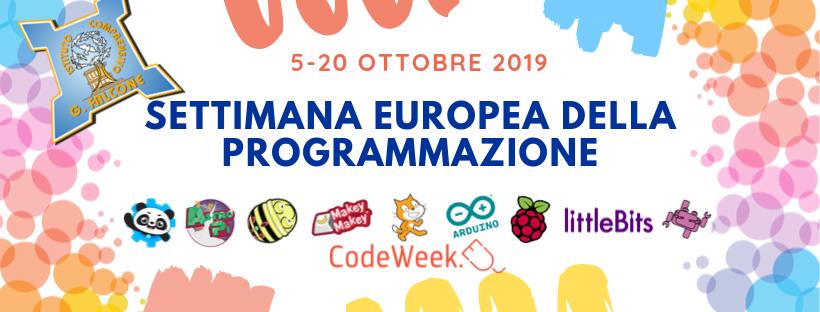 CodeWeek 2019
