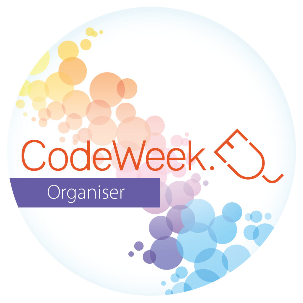 Code Week Organizer Badge