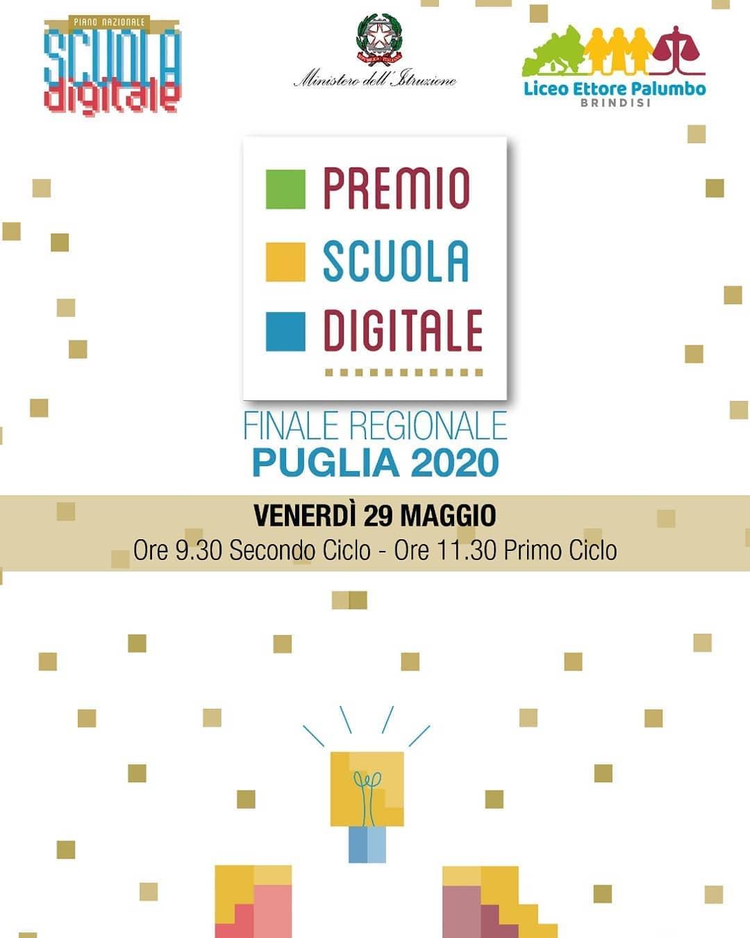 Premio Scuola Digitale: Finale Regionale