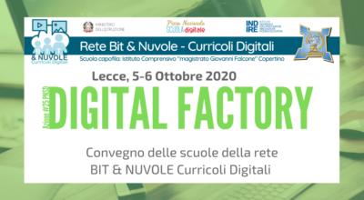 "Convegno ""Digital Factory"" – PNSD Azione #25"