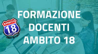 Piano di Formazione dei Docenti dell'Ambito 18 – Regione Puglia – Bando ESPERTI ESTERNI