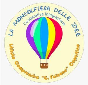 Logo Mongolfiera delle idee